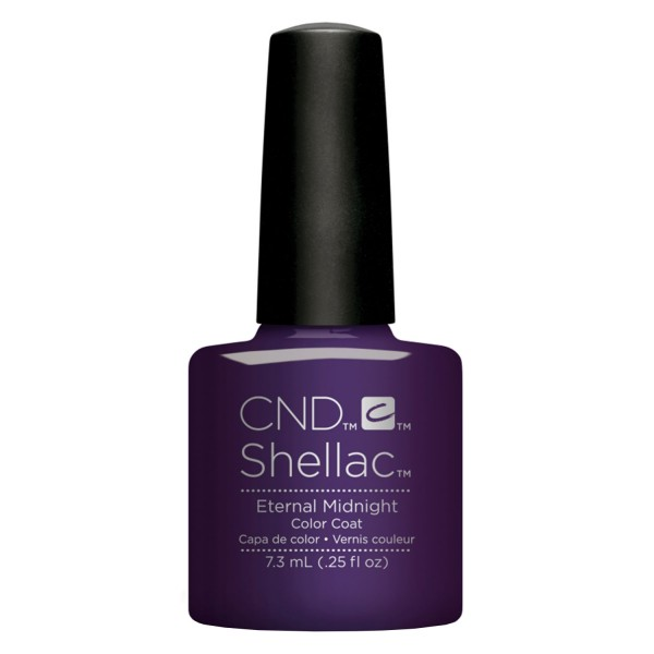 Shellac - Color Coat Eternal Midnight