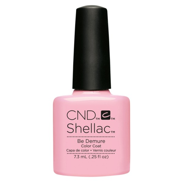 Shellac - Color Coat Be Demure