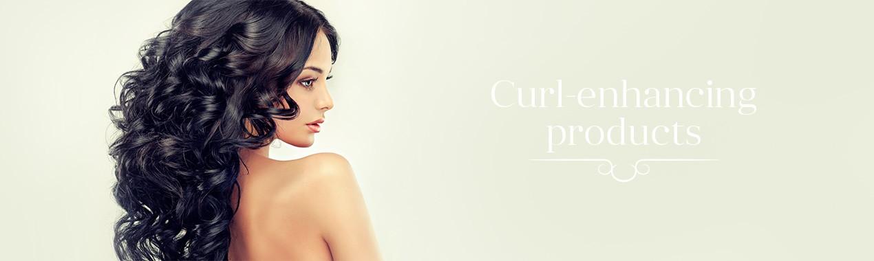 Enhance curls