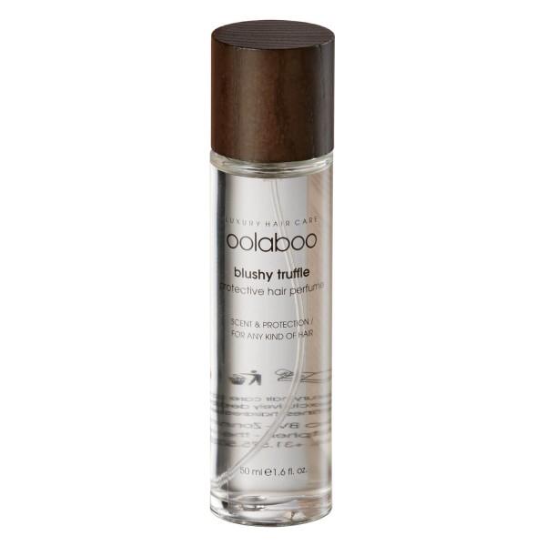 blushy truffle - hair perfume