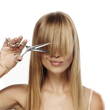 Haarschere