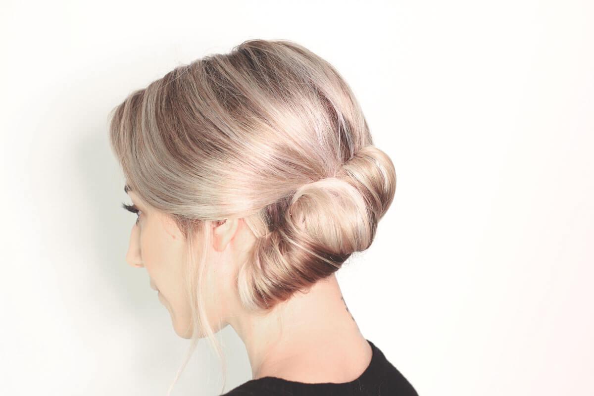 Perfekte Frisuren für die Weihnachtsfeier  PerfectHair.ch