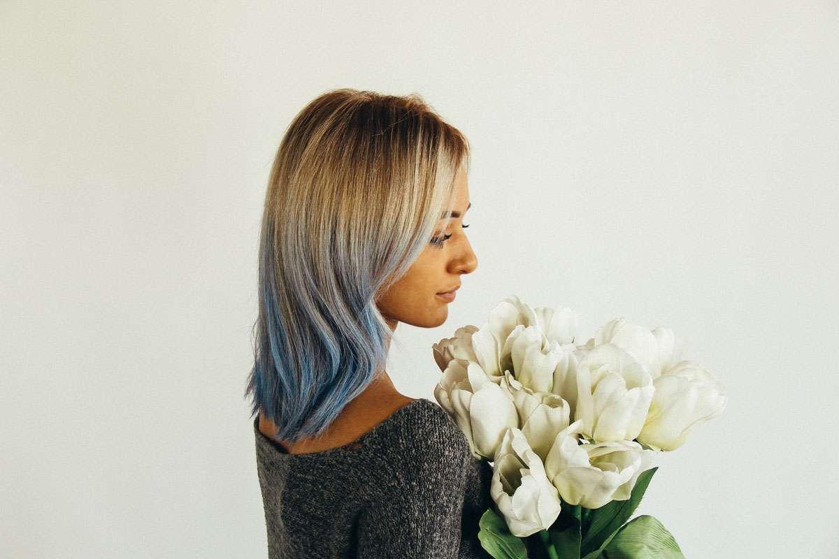 Jeden Tag Eine Neue Haarfarbe Kms Stylecolor Machts Möglich