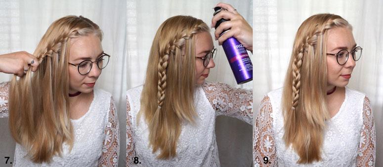 Lieblings Hair-Tutorial: Wasserfall-Zopf | PerfectHair.ch #YW_34