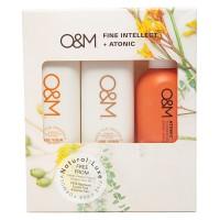 O&M Haircare - Fine Intellect Set