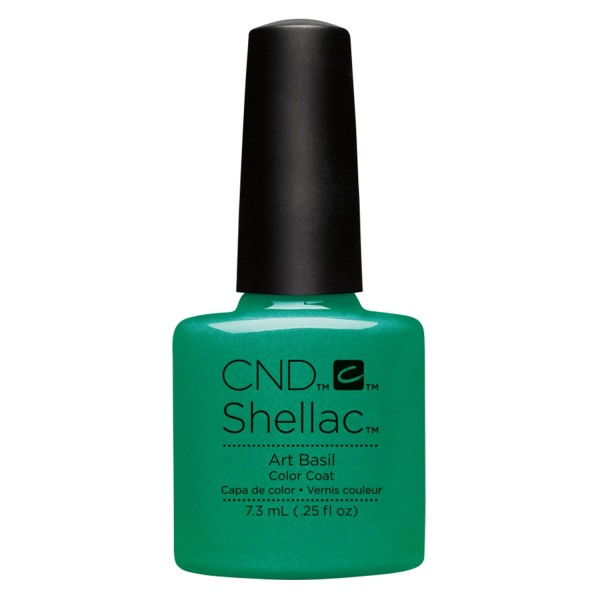 Shellac - Color Coat Art Basil