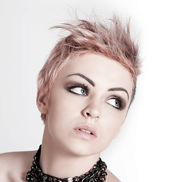 Products for refreshing and fixing hair colour