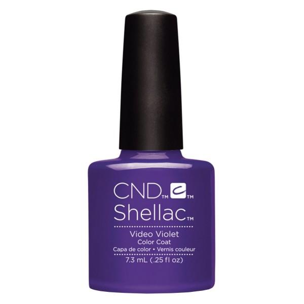 Shellac - Color Coat Video Violet