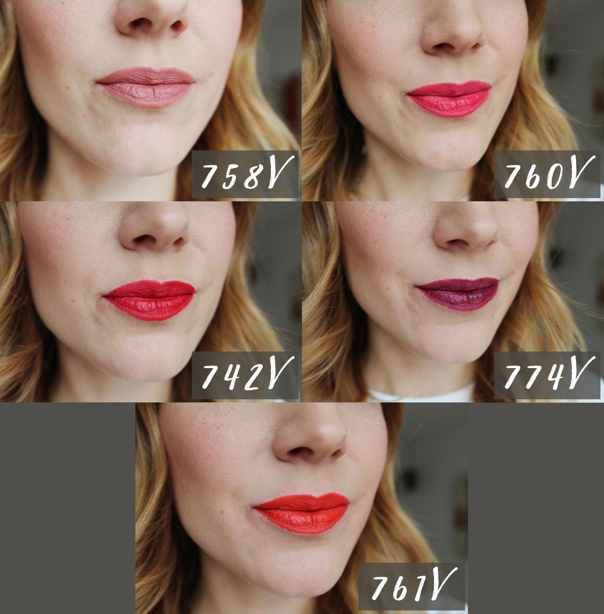 Die Clarins Neuheit Joli Rouge Velvet Im Color Swap Perfecthairch