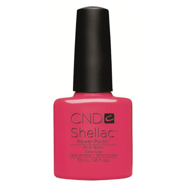 Shellac - Color Coat Pink Bikini