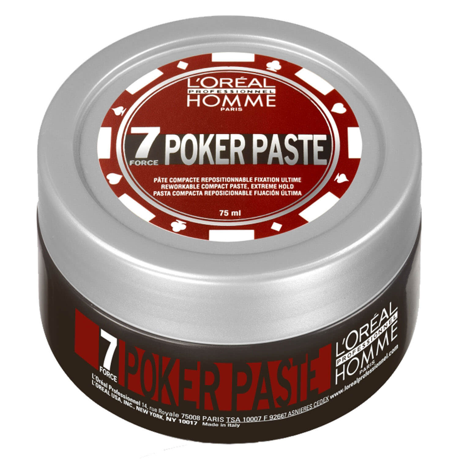 Homme - Poker Paste - 75ml