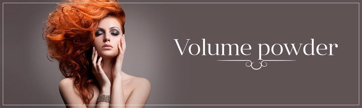 Volume powder