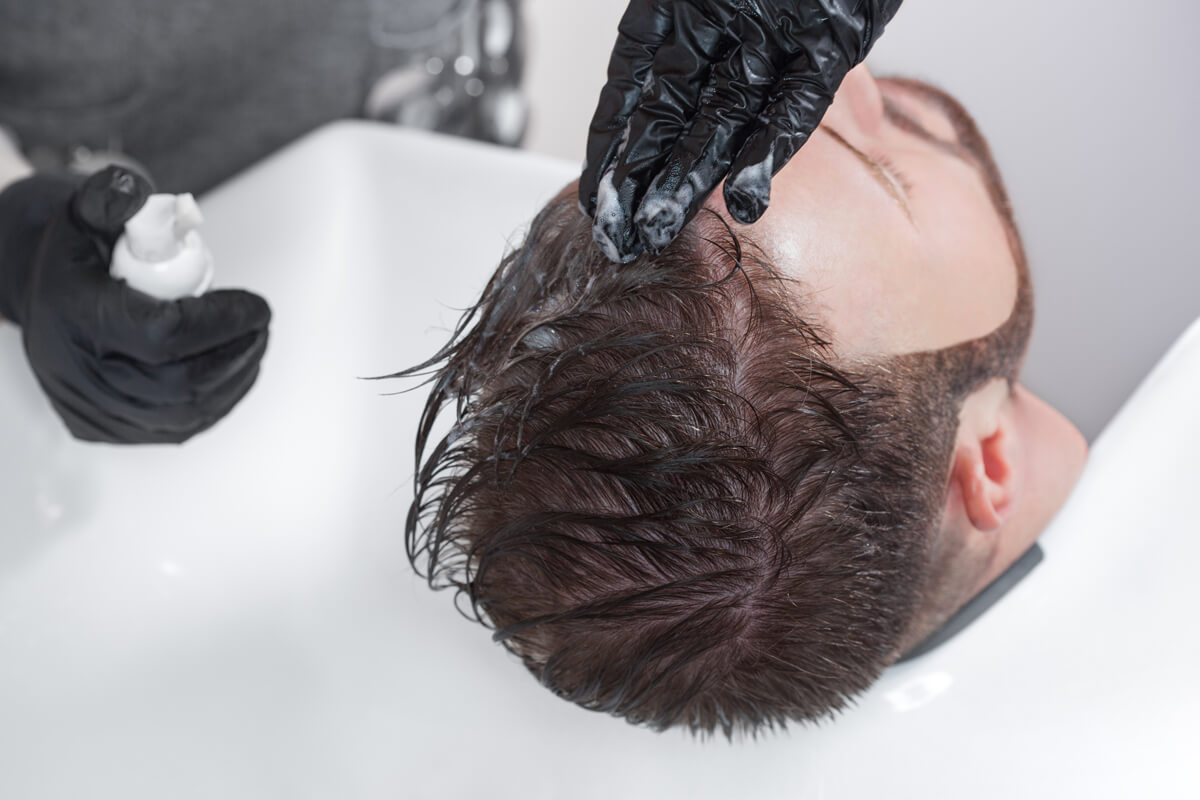 Sollten Männer Graue Haare Färben Oder Nicht Perfecthairch