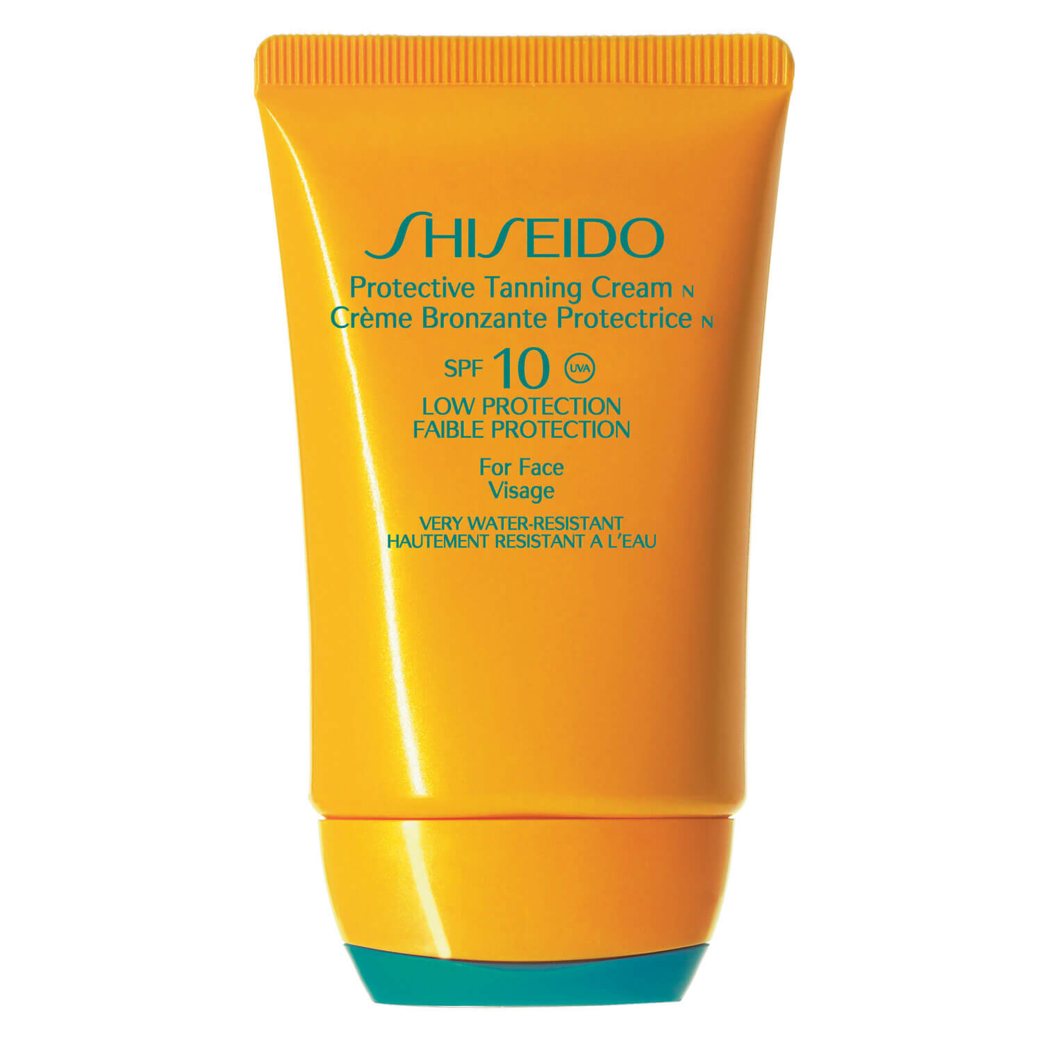 Sun Protection - Aging Tanning Cream SPF 10 - 50ml