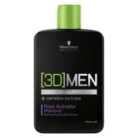 Schwarzkopf - [3D]MEN - Aktivierendes Shampoo